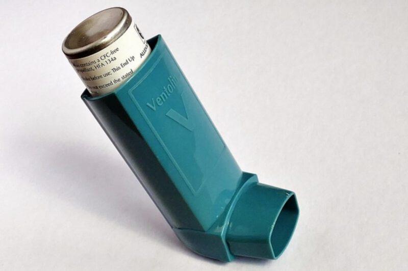 sposoby na astmę